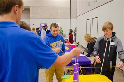 SECO event helps students learn about possible careers