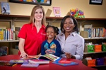 Foundation program develops reading skills in young children
